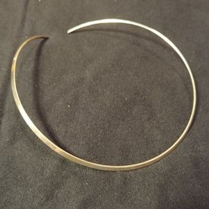 James Avery Jewelry - James Avery Sterling Silver Collet Neck Collar